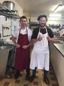La pâtisserie Mazas